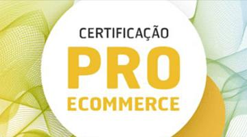 Certificação PROECOMMERCE